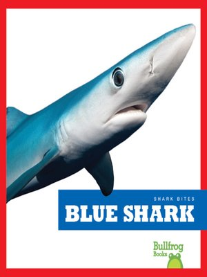cover image of Blue Shark