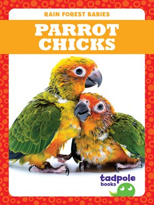 cover image of Parrot Chicks
