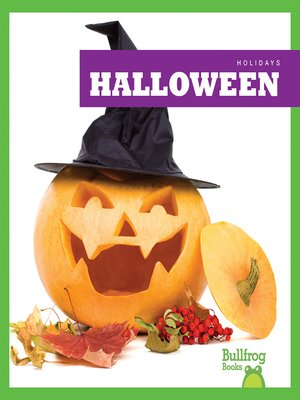 cover image of Halloween