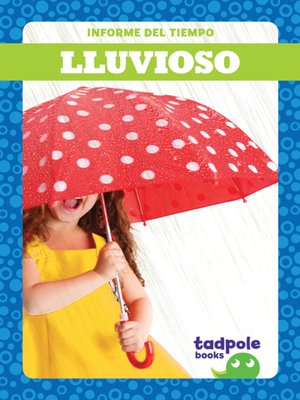 cover image of Lluvioso (Rainy)