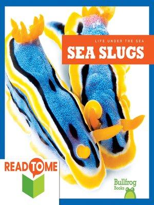 cover image of Sea Slugs (Readalong Edition)