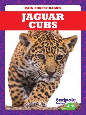 cover image of Jaguar Cubs