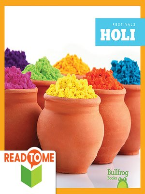 cover image of Holi (Readalong Edition)