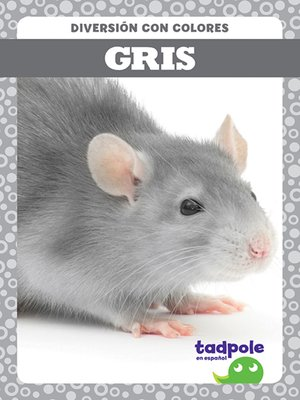 cover image of Gris (Gray)