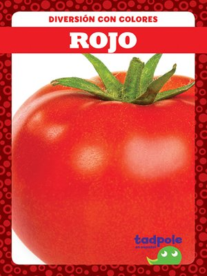 cover image of Rojo (Red)