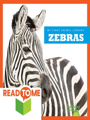 cover image of Zebras (Readalong Edition)