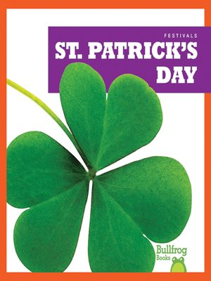 cover image of St. Patrick's Day