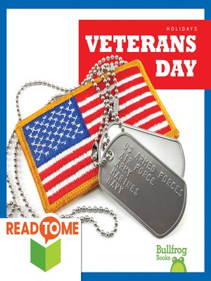 cover image of Veterans Day (Readalong Edition)