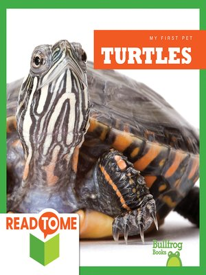 cover image of Turtles (Readalong Edition)