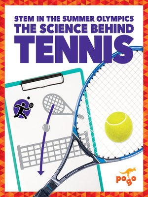 cover image of The Science Behind Tennis