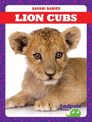 cover image of Lion Cubs