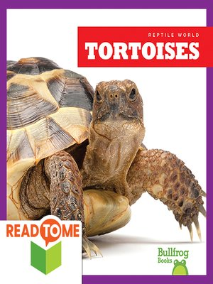 cover image of Tortoises (Readalong Edition)