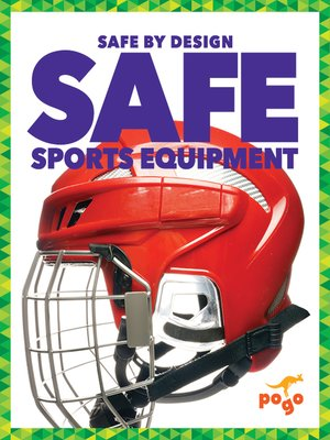 cover image of Safe Sports Equipment