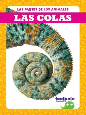 cover image of Las colas (Tails)