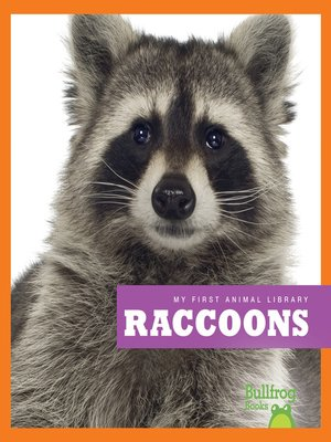 cover image of Raccoons