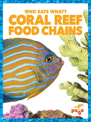 cover image of Coral Reef Food Chains