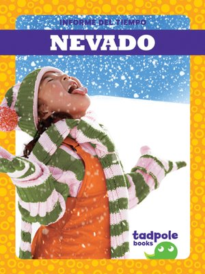 cover image of Nevado (Snowy)