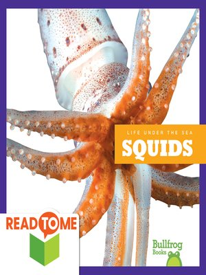 cover image of Squids (Readalong Edition)