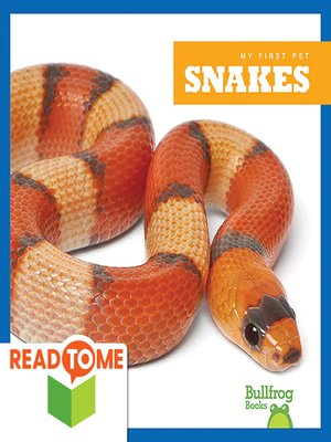 cover image of Snakes (Readalong Edition)