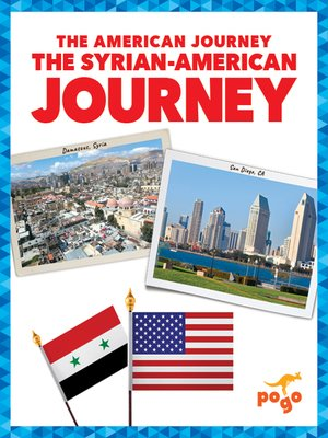 cover image of The Syrian-American Journey
