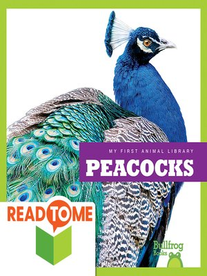 cover image of Peacocks (Readalong Edition)