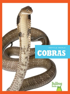 cover image of Cobras