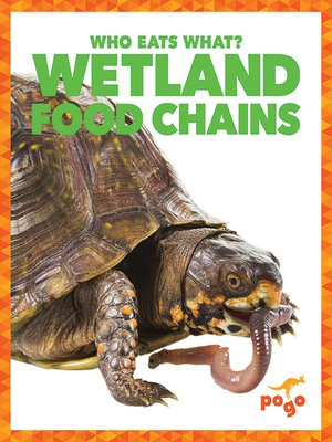 cover image of Wetlands Food Chains