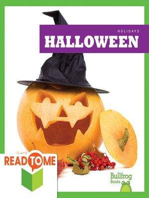 cover image of Halloween (Readalong Edition)