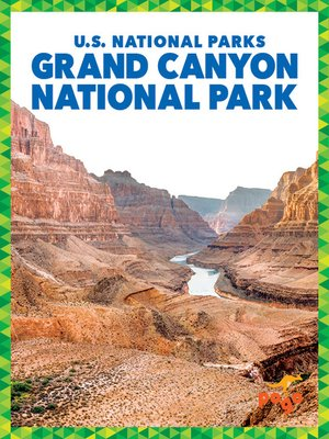cover image of Grand Canyon National Park