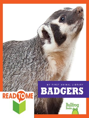 cover image of Badgers (Readalong Edition)