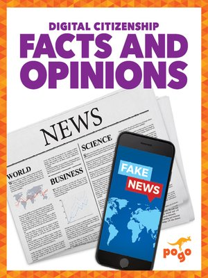 cover image of Facts and Opinions