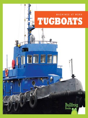 cover image of Tugboats