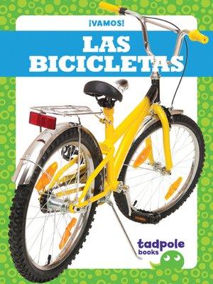 cover image of Las bicicletas (Bikes)