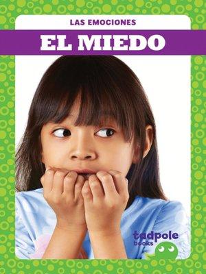 cover image of El miedo (Afraid)