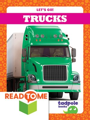 cover image of Trucks (Readalong Edition)