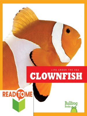 cover image of Clownfish (Readalong Edition)