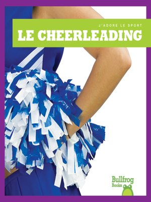 cover image of Le cheerleading (Cheerleading)