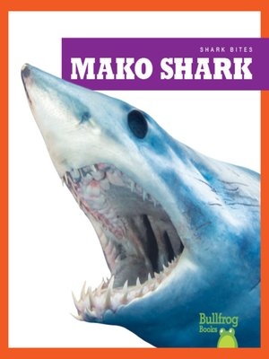 cover image of Mako Shark