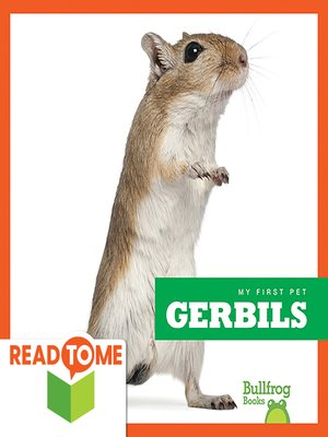 cover image of Gerbils (Readalong Edition)