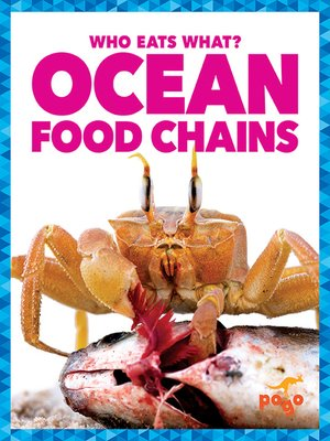 cover image of Ocean Food Chains