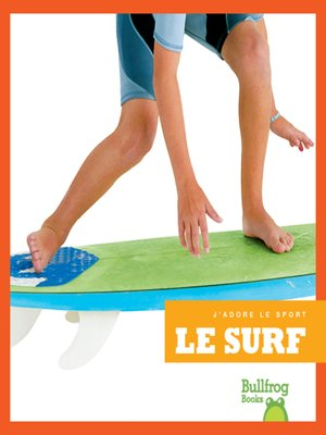 cover image of Le surf (Surfing)