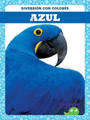 cover image of Azul (Blue)