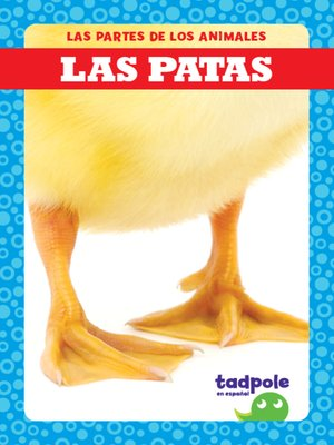 cover image of Las patas (Feet)