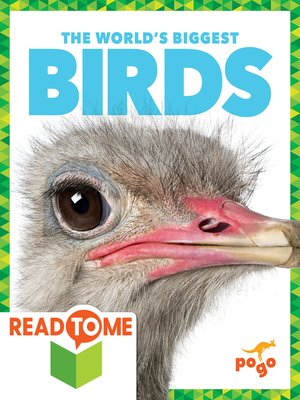 cover image of The World's Biggest Birds (Readalong Edition)