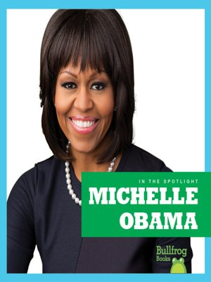cover image of Michelle Obama