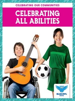 cover image of Celebrating All Abilities
