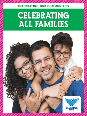 cover image of Celebrating All Families