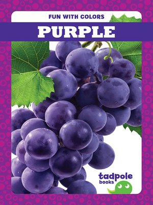 cover image of Purple