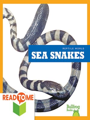 cover image of Sea Snakes (Readalong Edition)