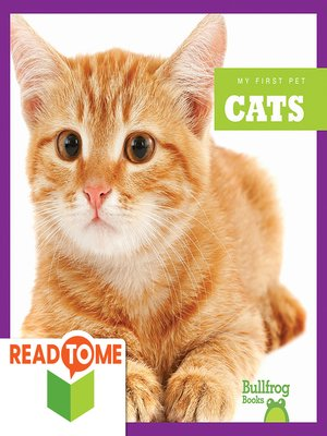 cover image of Cats (Readalong Edition)
